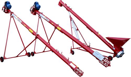 Przenośnik ślimakowy T 206/2, T 206/3, T 206/4